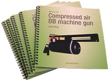 compressed air BB machine gun book