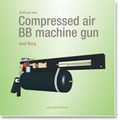 compressed air BB machine gun e-book