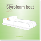 book cover build your own styrofoam boat